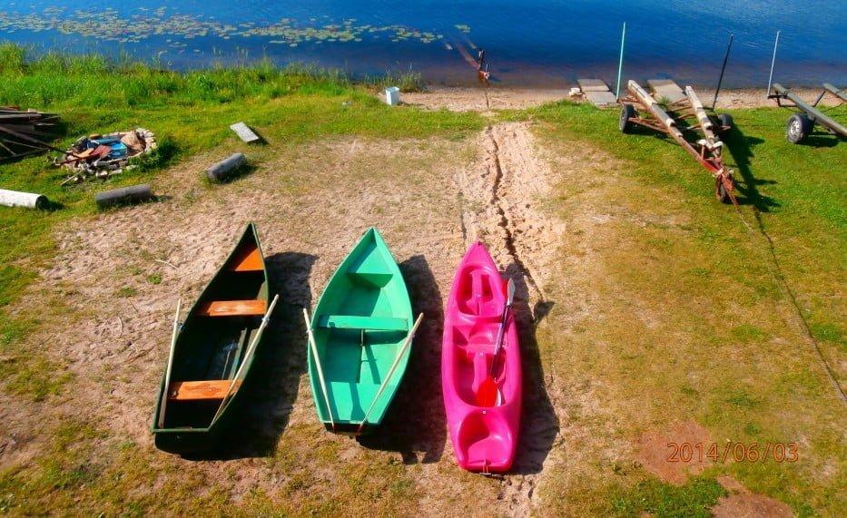 Airu laivu noma Jūrmalā
