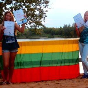 Lietuvas ūdensslēpošanas čempionāts 2014