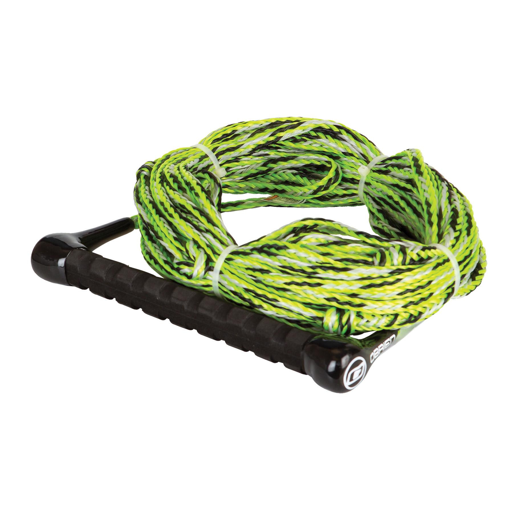 Ūdensslēpošanas un veikborda virve ar rokturi