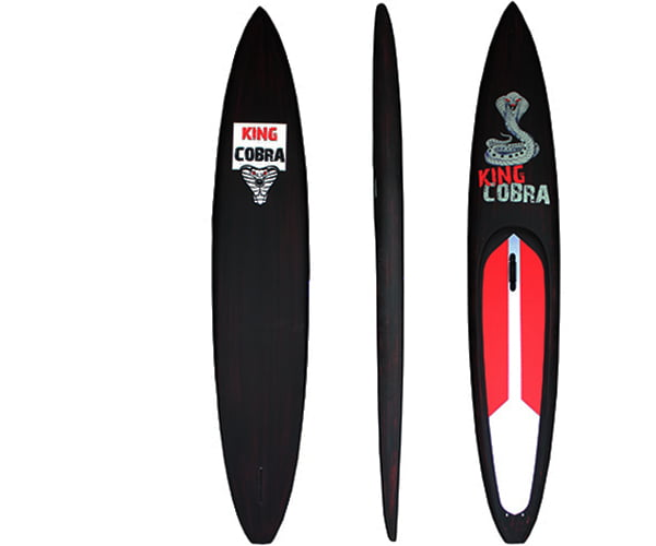 "Wild SUP board KING COBRA 12'6"" Fiberglass"