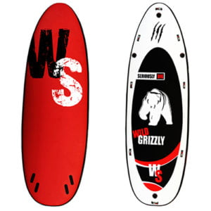 SUP dēlis GRIZZLY 17.0