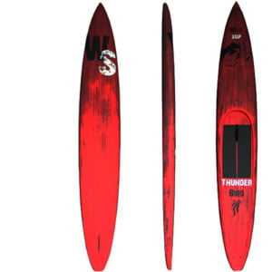 "Wild SUP board THUNDERBIRD 14""- Carbon"