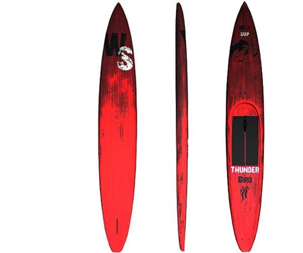 "Wild SUP board THUNDERBIRD 14""- Carbon"