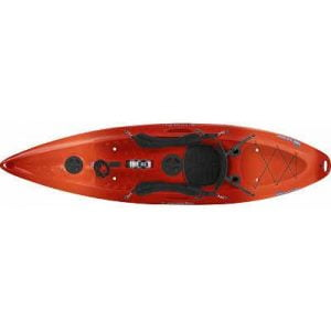 1 person SOT kayak SCOOTER Angler