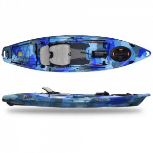 5pcs Kayak Paddle Bot/ón Carpa Polepush Individual S/ólido Primavera Toldo Accresories Telscopic Tubo