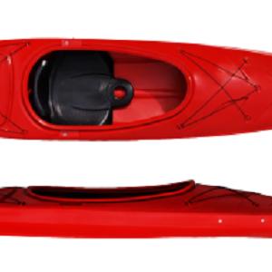 Kayak JETT at Jurmala boat rental & store