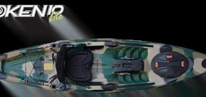 Angler kayak MOKEN 10 Lite