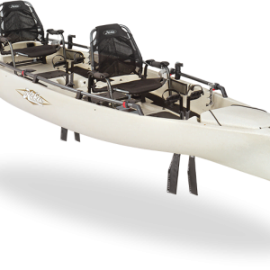 2 person anglers kayak MIRAGE PRO ANGLER 17T
