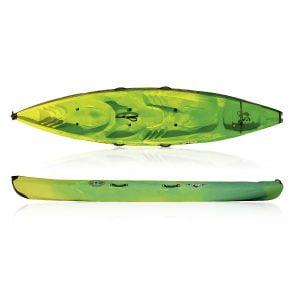 2 person SOT kayak OPTIMO EVO STANDARD