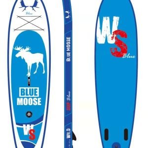 "Wild SUP board Blue Moose 10'6"" Double Chamber NEW"