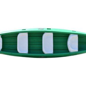 Kanoe laiva 4 vietas Jūrmalā