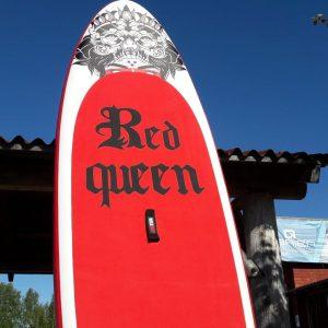 SUP dēlis RED QUEEN 10,6. Izvēlies savu karalieni!