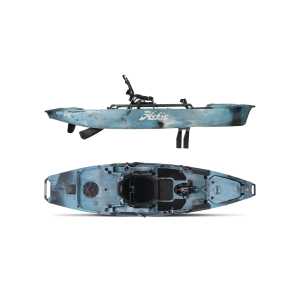 Makšķernieku kajaks Hobie Mirage Pro Angler 12 360 drive