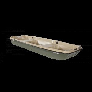 Polietilēna airu laiva Pelican Intruder 12 Jon Boat
