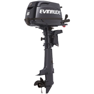 Dzinējs EVINRUDE 6 HP