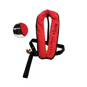 Inflatable buoyancy aids