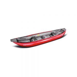 Piepūšama kanoe laiva GUMOTEX BARAKA