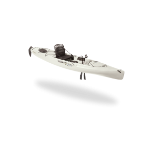 Vienvietīgs kajaks HOBIE MIRAGE REVOLUTION 13 ar MirageDrive pedāļu vadību