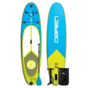 """O'BRIEN HILO 10'6"""" INFLATABLE STAND UP PADDLEBOARD"""