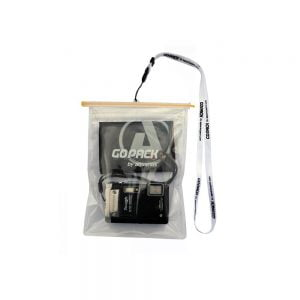 Hermētisks ūdendrošs telefona maciņš GOPACK XL