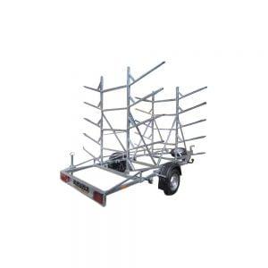 Kajaku piekabe (treileris) MASTER-TECH KAYAK-13 kajaku pārvadāšanai