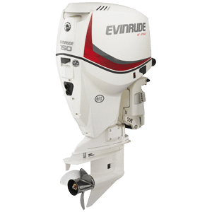 Laivas motors EVINRUDE C150 HGLP