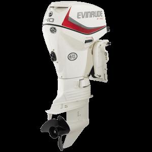 Laivas motors EVINRUDE E40 DRGL