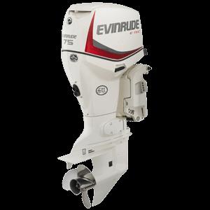 Laivas dzinējs EVINRUDE E75 DSL/DPGL