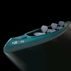 Kanoe laiva ROTOATTIVO VIKING I DELUXE COMFORT