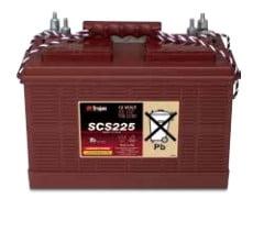 Deep cycle battery MINN KOTA TROJAN SCS 225 DC 130 Ah