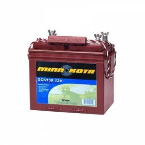 Deep cycle battery MINN KOTA TROJAN SCS 150 DC 100 Ah